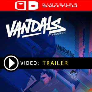 Vandals Nintendo Switch Prices Digital or Box Edition