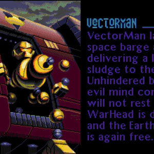 Vectorman Story