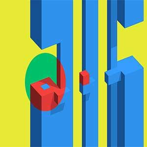 pulsing geometric path