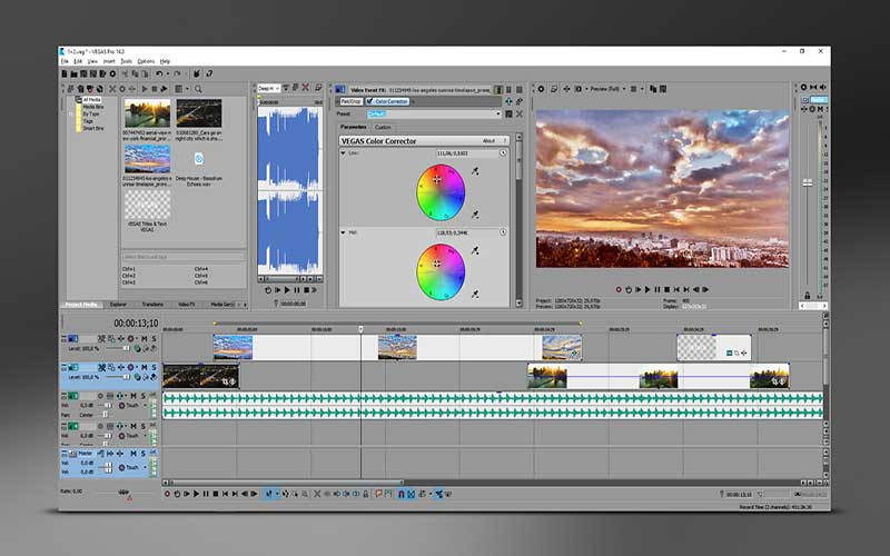 Buy VEGAS Pro 14 Edit Steam Edition CD Key Compare Prices