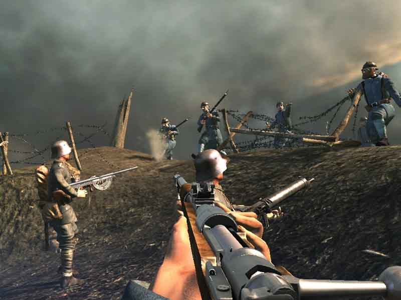 Stalingrad verdun comparison