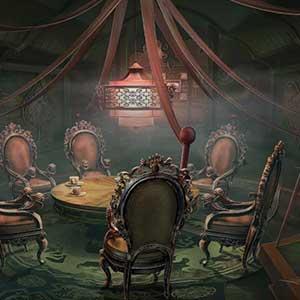 Silent dinning area