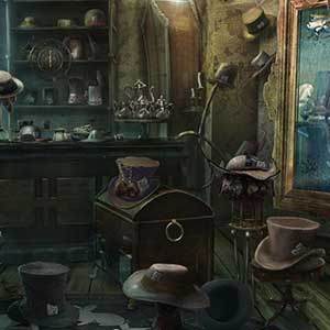 Mysterious room