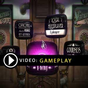 Vertiginous Golf Gameplay Video