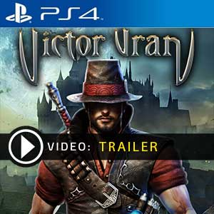 Victor Vran PS4 Prices Digital or Box Edition