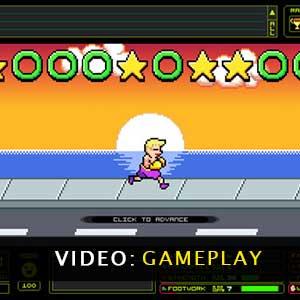 Victory Road Gameplay Video