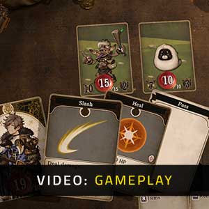 Voice of Cards The Isle Dragon Roars Gameplay Video