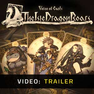 Voice of Cards The Isle Dragon Roars Video Trailer
