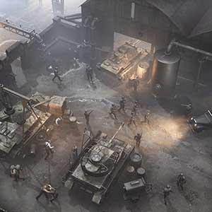 War Mongrels Tank Factory