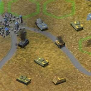 Attack the tanks