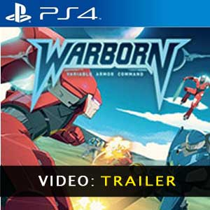 Warborn PS4 Digital or Box Edition