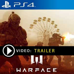 Warface PS4 Prices Digital or Box Edition