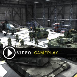 Wargame AirLand Battle Gameplay Video