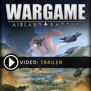 Buy Wargame AirLand Battle CD Key Compare Prices