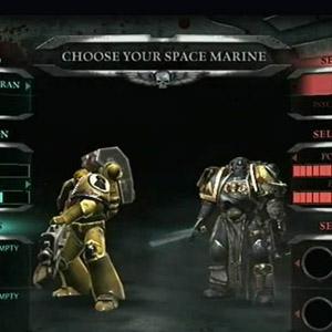 Choosing Your Space Marine