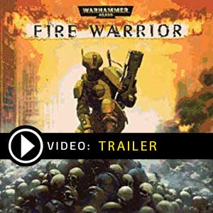 Buy Warhammer 40K Fire Warrior CD Key Compare Prices