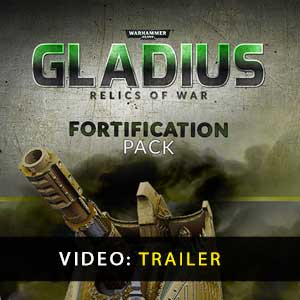 Buy Warhammer 40K Gladius Fortification Pack CD Key Compare Prices
