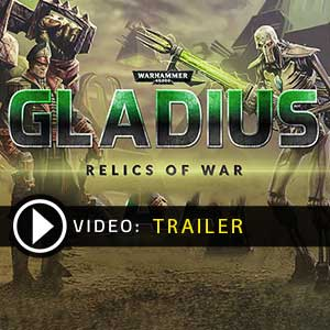 Buy Warhammer 40K Gladius Relics of War CD Key Compare Prices