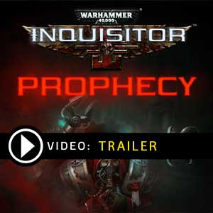 Buy Warhammer 40k Inquisitor Prophecy CD Key Compare Prices