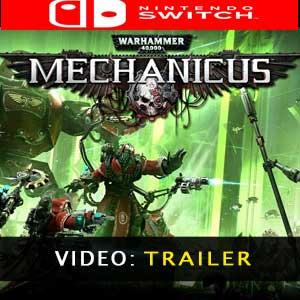 Warhammer 40K Mechanicus Nintendo Switch Prices Digital or Box Edition