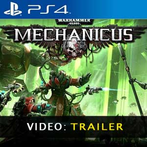 Warhammer 40K Mechanicus PS4 Prices Digital or Box Edition