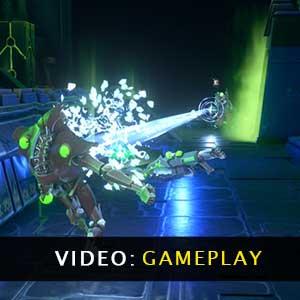 Warhammer 40K Mechanicus Gameplay Video