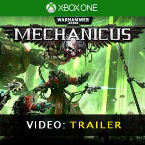 Warhammer 40K Mechanicus Xbox One Prices Digital or Box Edition