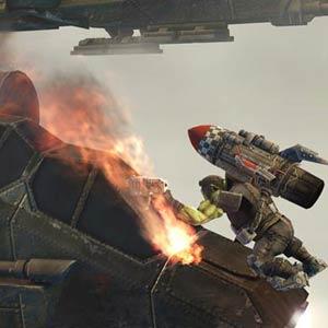 Warhammer 40 000 Space Marine - Spaceship
