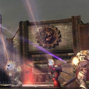 Warhammer 40 000 Space Marine - Gun Battle