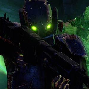 Warhammer 40 000 Space Marine - Villains