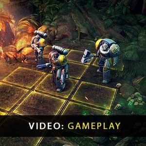 WARHAMMER 40K SPACE WOLF Gameplay Video