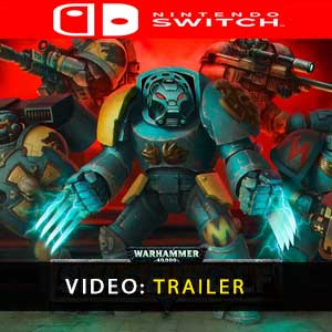 WARHAMMER 40K SPACE WOLF Nintendo Switch Prices Digital or Box Edition