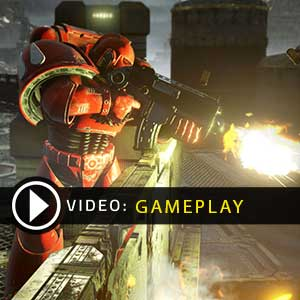 Warhammer 40K The Eternal Crusade Gameplay Video