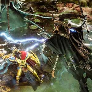 Warhammer Age of Sigmar Storm Ground barrier
