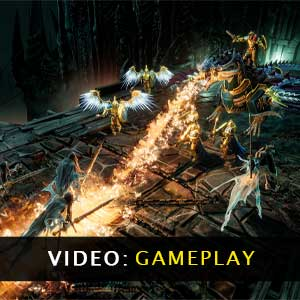 Warhammer Age Of Sigmar Storm Ground Gameplay Video