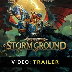 Warhammer Age Of Sigmar Storm Ground Trailer Video