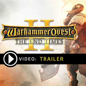 Buy Warhammer Quest 2 The End Times CD Key Compare Prices