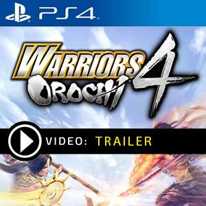 Warriors Orochi 4 PS4 Prices Digital or Box Edition