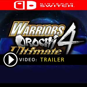 Warriors Orochi 4 Ultimate Nintendo Switch Prices Digital or Box Edition