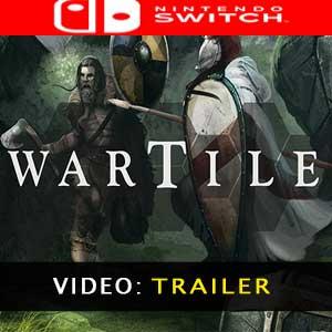 Wartile Nintendo Switch Video Trailer