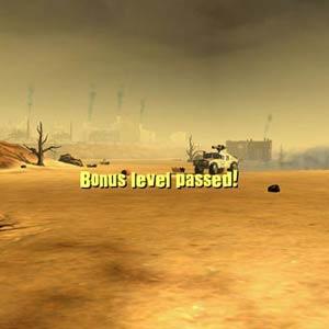 Wasteland Angel - Bonus Level