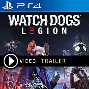 Watch Dogs Legion PS4 Prices Digital or Box Edition