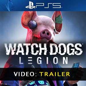 Watch Dogs Legion Trailer Video