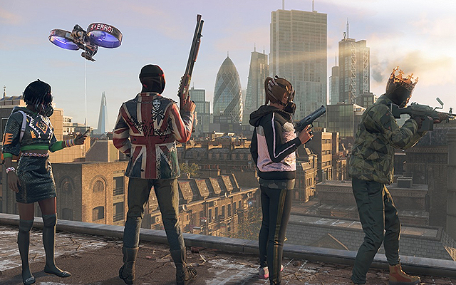 Watch Dogs: Legion CD key compare prices