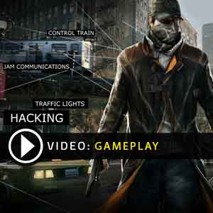 Watch Dogs PS4 Gameplay Video