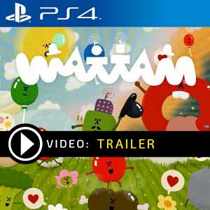 Wattam PS4 Prices Digital or Box Edition