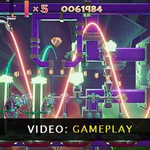 Wavey The Rocket Gameplay Video