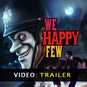 Buy We Happy Few CD Key Compare Prices