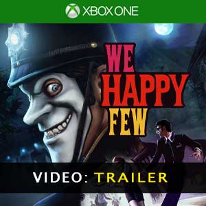 We Happy Few Xbox One Prices Digital or Box Edition