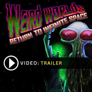 Weird Worlds Return to Infinite Space